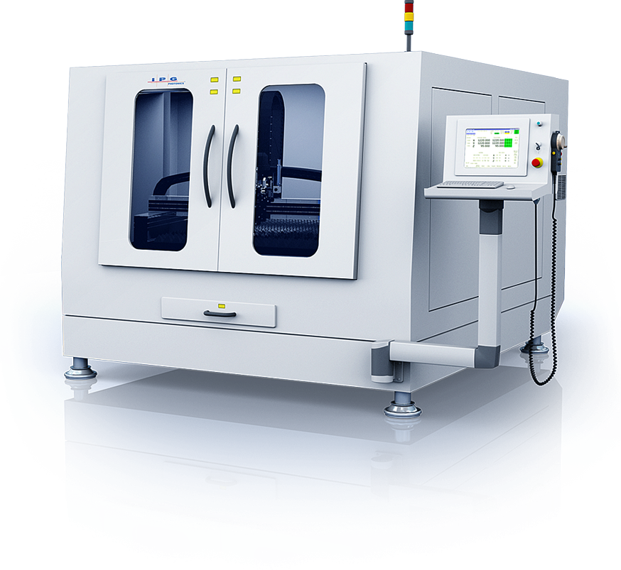 Fiber Laser Cutting Machine | Production & Prototyping