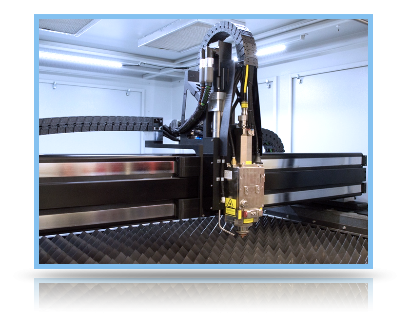 Fiber Laser Cutting Machine | Production & Prototyping