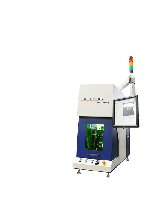 micro multi-axis laser welding, cutting, and drilling machine
