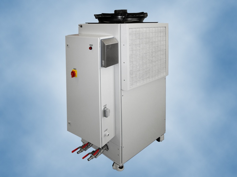 Water And Air Cooled Laser Chillers IPG Photonics