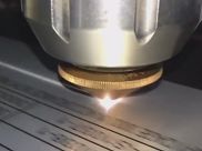 laser cutting aluminum and titanium