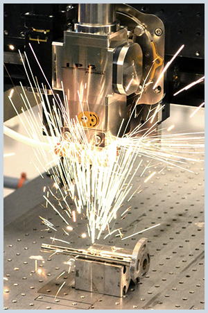 thin laser metal welding
