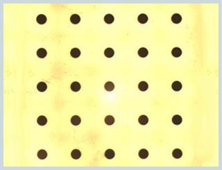 聚合物熱塑性激光鑽孔