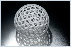 Selective Laser Sintering for rapid manufacturing