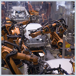 laser welding in the automotive industry