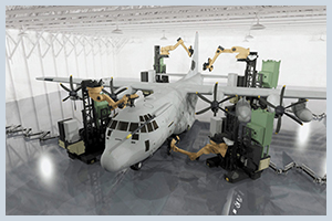 laser coating removal for aircraft
