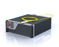 mid-power fiber laser