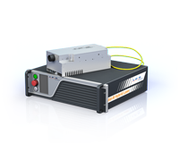CW Mid-infrared hybrid fiber lasers
