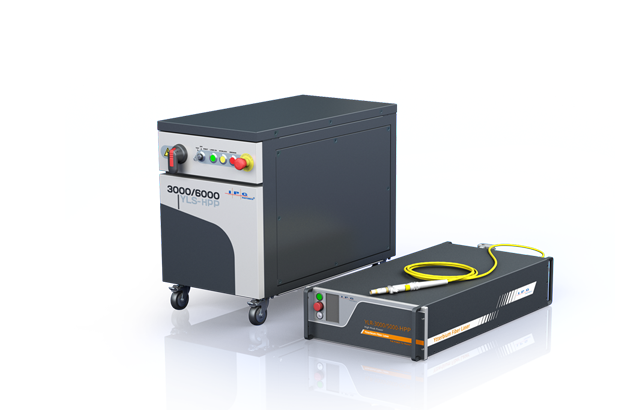 IPG Quasi-Continuous Wave (QCW) High Peak Power Laser
