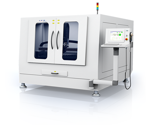 IPG Photonics LaserCube Laser Cutting System