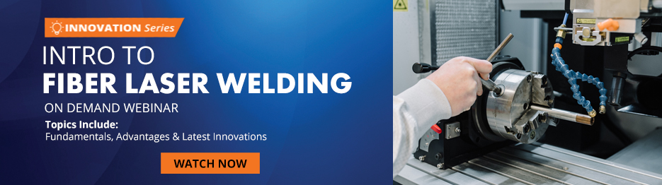 Introduction to Laser Welding Webinar